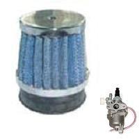 Race Luchtfilter - High Performance - voor de standaard (12mm) carburateur - bevestigingsdiameter: 44mm