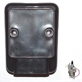 Luchtfilter Standaard - kunstof behuizing