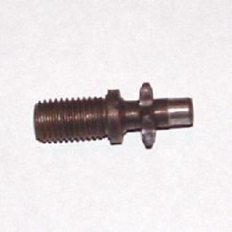 Race Voortandwiel (6 tands) - voor huis met 3e lager ondersteuning - 10mm schroefdraad - voor dunne/smalle ketting - 25H!