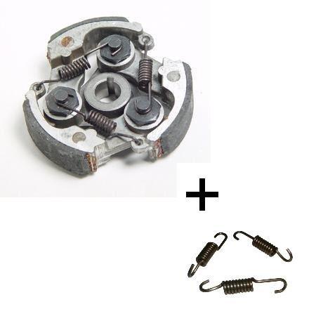 Koppeling voor alle 47cc / 49cc minibikes met EXTRA set veren, type Extra Sterk