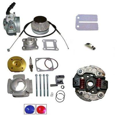 Tuning kit Minibike Fase 4