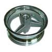 Velg - Voor (voor enkele schijfrem) - Standaardkleur: zilvergrijs