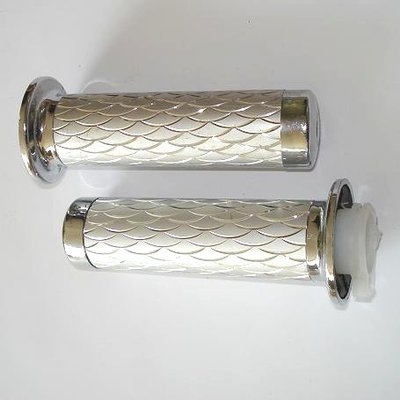 Handvaten - Zilver / Zilver